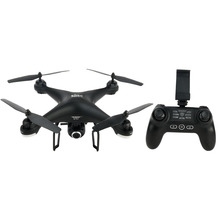 SJRC/S20W Dual Mode GPS Quadcopter 720P HD Wide Angle Camera Drone FPV WIFi One-key return RC Drone with Camera VS MJX B3 B6
