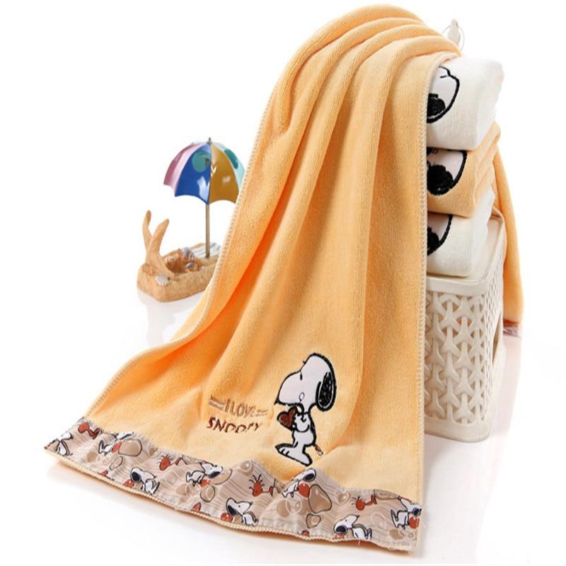 AHUAPET Pet Dog Towel Sofa Dog Cat Bath Print Towel Microfiber Embroidery Puppy Towel Super Absorbent Soft Cartoon Towel E in Dog Towels from Home Garden