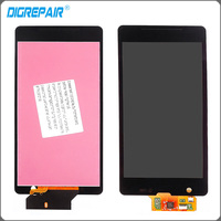 For Sony Xperia ZR M36h C5503 C5502 LCD Display Touch Screen Digitizer Full Assembly Replacement Part