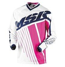 Man Woman Msr Pink Long Crossmax Offroad Downhill Jersey DH MX Clothing MTB s Motorcycle Motocross Bike jersey