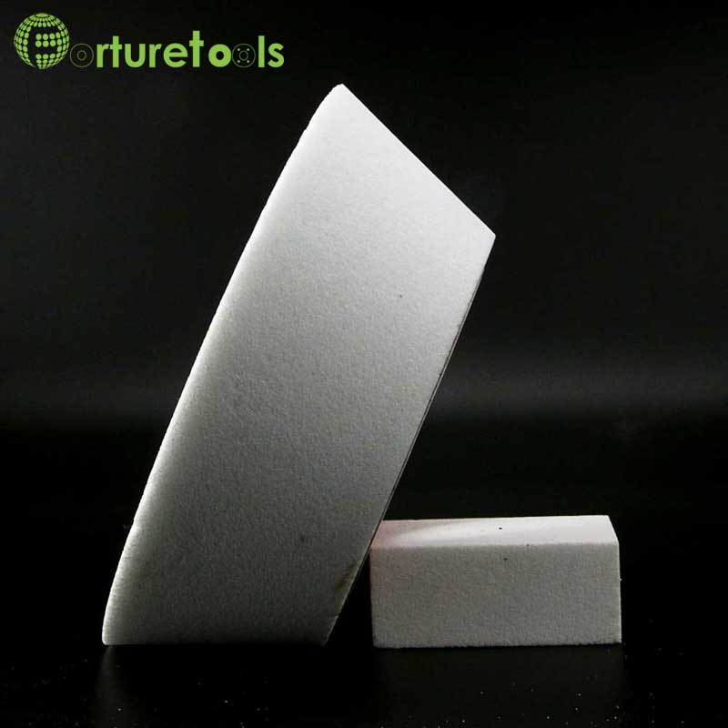 5pcs white aluminum oxide abrasive wheel for Quenched steel, high speed steel, high carbon steel grinding PS020