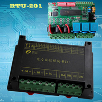 Power Multi Function Module Three Phase AC Meter Power Grid Acquisition Electronic Watt Hour Meter Modbus