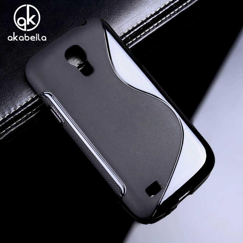 AKABEILA силиконовый чехол для samsung Galaxy SIV Mini I9190 S4 мини J1 Nxt A7 2016 J105 N7100 Note 2 A7100 сумка в