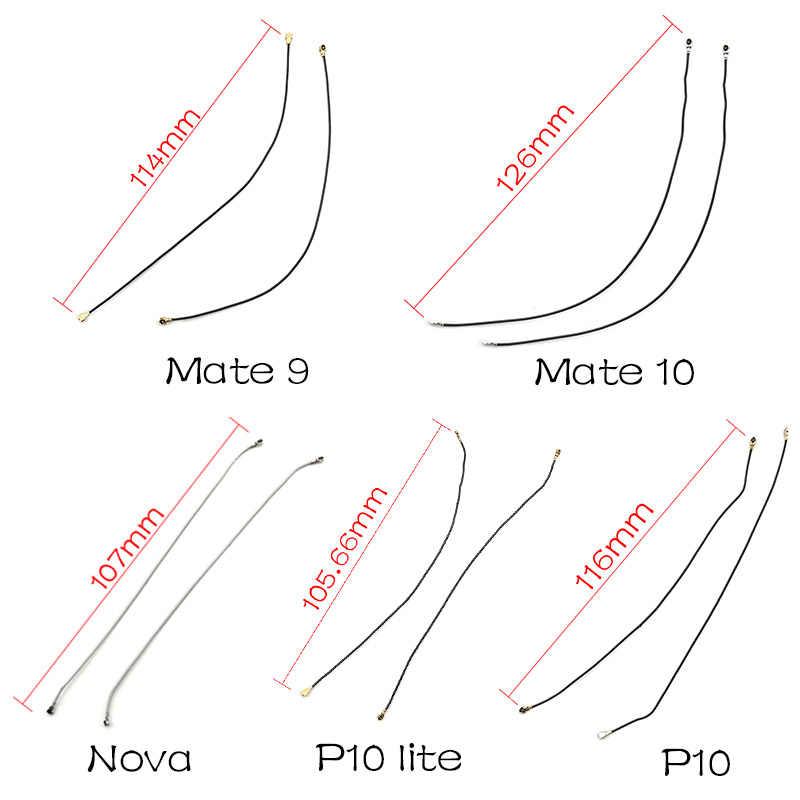 Para Huawei Honor 10, 9, 8, 7X, 6X, 5X, P9, P10, P20 Pro Lite P, antena Wifi interna inteligente, Cable de señal flexible, cinta de alambre