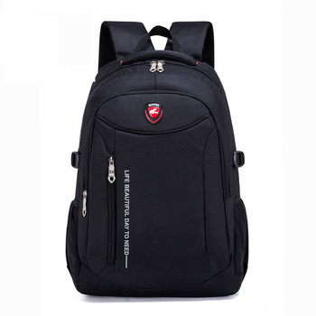 2020 New Fashion Men school Backpack soft bag Leather Male Luxury Casual Travel Waterproof Large Capacity Laptop Bags