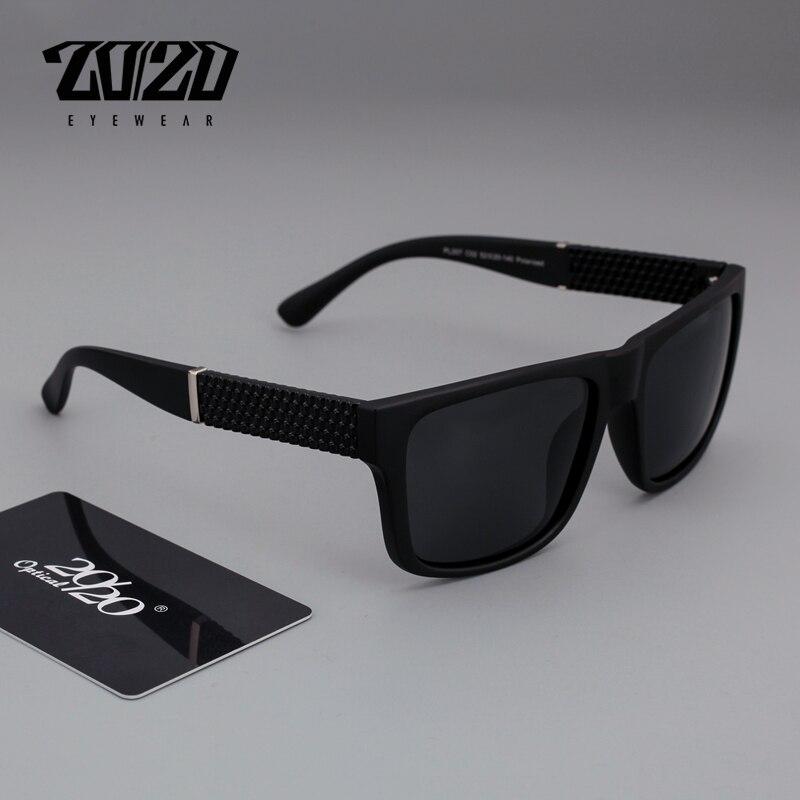 2020 marke Neue Polarisierte Sonnenbrille Männer Runde Schwarz Kühlen Reise Sonnenbrille Hohe Qualität Angeln Brillen Oculos Gafas PL257