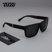 2020 Brand New Polarized Sunglasses Men Round Black Cool Travel Sun Glasses High
