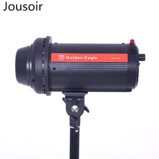 300W Flashlight studio photo studio advertising portrait camera equipment single light CD50