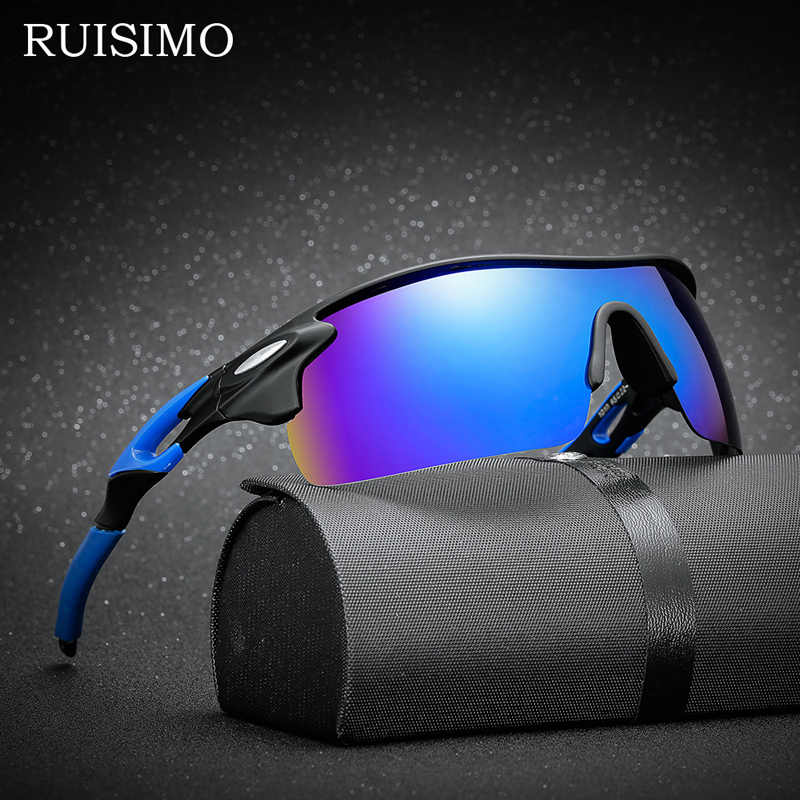 Sport Polarized Sunglasses Polaroid sun glasses Goggles UV400 Windproof sunglasses for men women Fishing retro De Sol Masculino