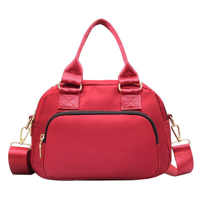 Messenger Crossbody Qualità Bolsa Purple Marca Black red deep Femminile Grande Impermeabile Blue Del Nylon Sacchetto Delle Spalla Di deep Donne Bag Progettista Borsa Alta Borsoni qUxzanvxw