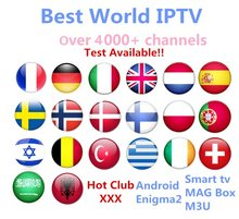 IPTV xxx channels TV Box Europe Sweden Arabic French Italy Swiss iptv subscription UK Adult iptv m3u Smart TV Mag tv box(China)