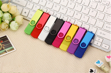 USB flash drive OTG high Speed 256GB 128GB 64 GB 32 16 8 4GB external storage double Application Micro Stick