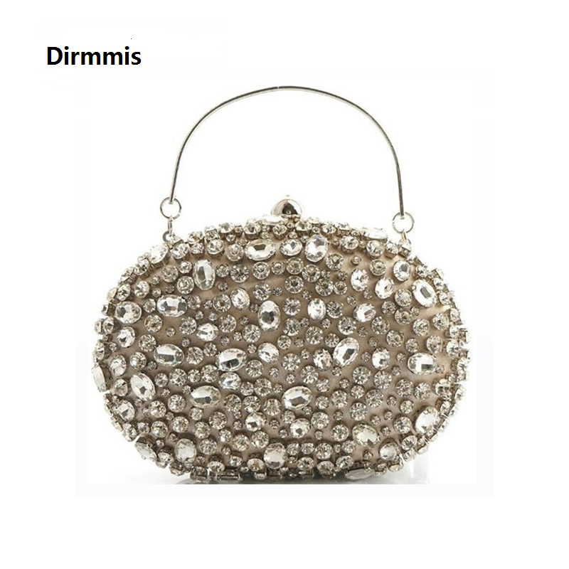 2018 New Women evening bag brand fashion elegant wallet diamond embroidered pearl shoulder handbag lady party prom luxury Clutch fashion hot new aotian glitter sequins spangle handbag party evening clutch bag wallet purse dropshipping 72 24