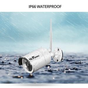 Image 2 - Система видеонаблюдения Wetrans, 4 канала, HD, NVR, Wi Fi