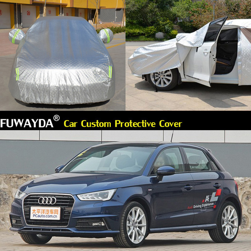 free shipping!!! Car Covers Anti UV Snow Rain Scratch Resistant Automatic Car Covers For Audi A1