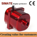 Halloween Christmas  Popularized Simate 12v electric car heater fan/portable solar car engine heater