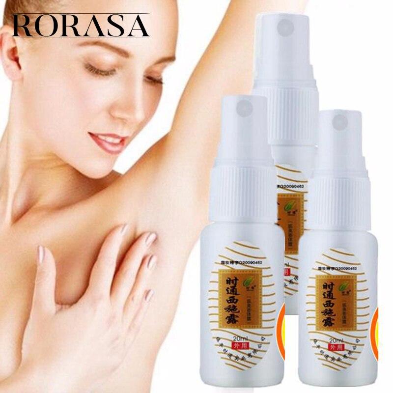 Fragrances Body Care Essence Clean Fresh Pro Liquid Sweat Body Odor Armpit Spray Underarm Female Male Spray Antiperspirant 20ml