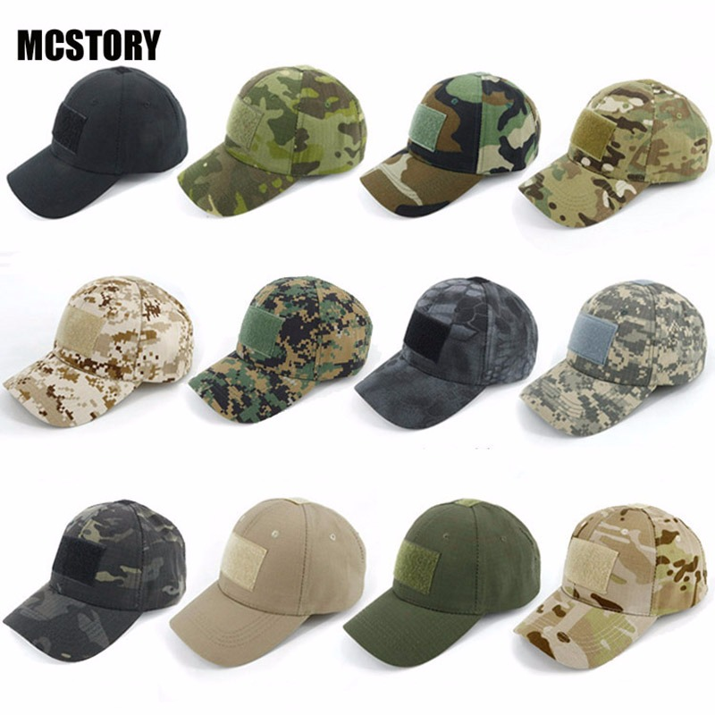 3e52c475c US $4.06 New Outdoor Hunting Camouflage Hats For Men Women ...