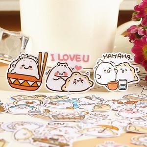 40pcs Creative cute self-made hamster sticker animal scrapbooking stickers /decorative sticker /DIY craft photo albums