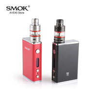 100 Original Smok Micro One Starter Kit R80 80W 4000mah TC Box Mod With TFV4 Tank