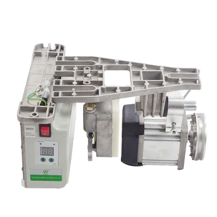 1pcs 500W AC servo motor for Industrial Sewing Machine instead clutch motor