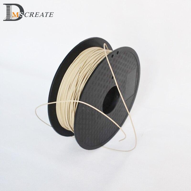 High Quality Wood lubricious 3d printer filament 1.75mm/3mm 1KG wholesale price|printer filament|3d printer wood filament|wood filament - title=