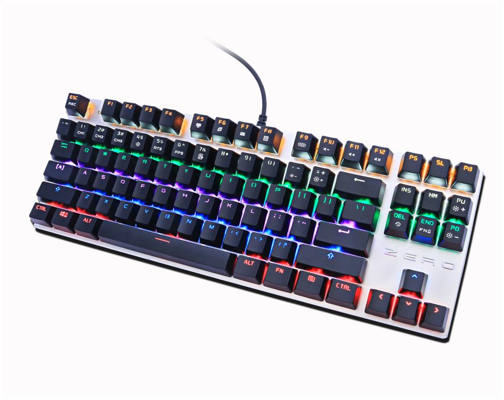 States Desktop Blue Tastatur 6