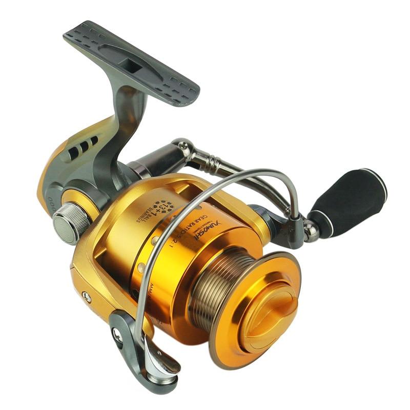 2019 Sale Molinete Reel Carretilha De Pesca Direita Fishing Vessel Sj2000 7000 Metal Line Cup Clearance free Cnc Rocker Arm Of in Fishing Reels from Sports Entertainment
