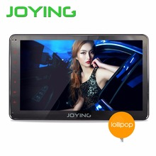 Joying 10.1″ 2GB+32GB Car Stereo Autoradio GPS Navigation For Universal Single 1 Din Android 5.1 Quad Core 1024*600 Head Unit