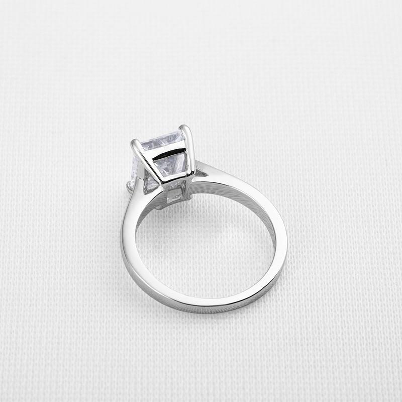 AINOUSHI 925 ստերլինգ արծաթագույն ժապավենի - Նորաձև զարդեր - Լուսանկար 2