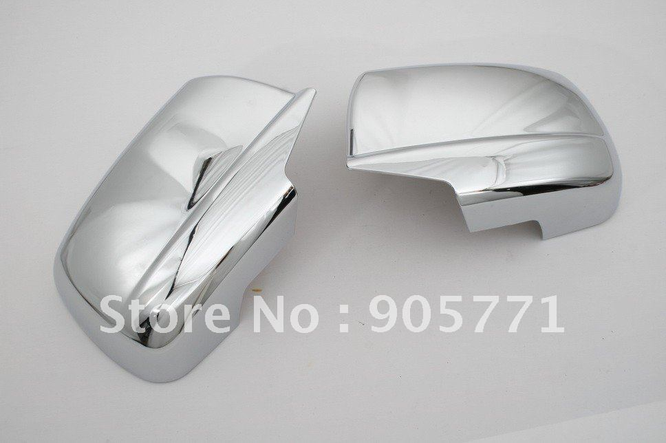 High Quality Chrome Mirror Cover for Mazda BT50 06-11 free shipping high quality chrome head light cover for volkswagen tiguan free shipping brand new