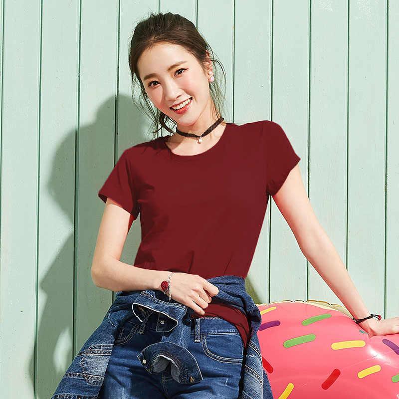 SEMIR femmes T-shirt vêtements o-cou à manches courtes femme T-shirt couverture en coton mujer verano 2018 décontracté été mode T-shirt