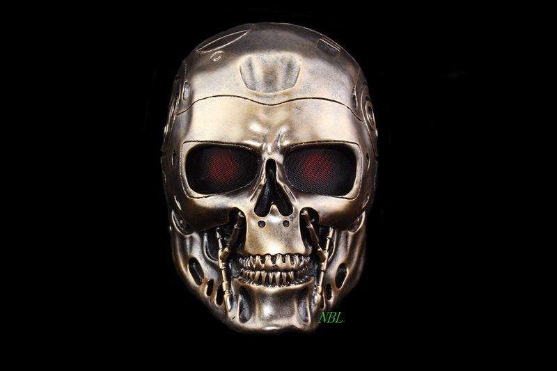 Terminator Robot Face 83034 | NANOZINE