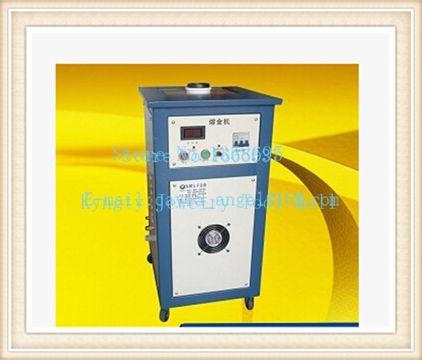 Hot Sale 4 kg Goldsmith Tools Gold Silver Copper Melting Machine Furnace to Melt Gold