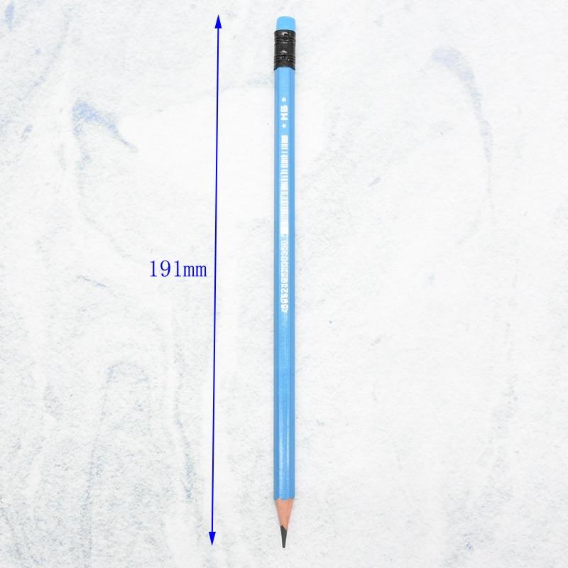 Caixas de lápis simples de quatro-cor escola