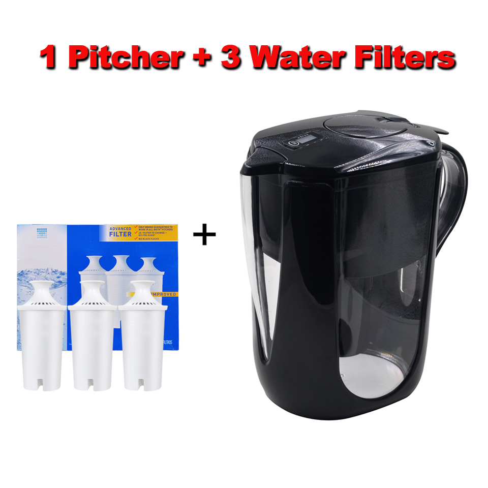 Free Shipping Home Straight Drink Filtered Tap Water Kettle Filter 1 ...