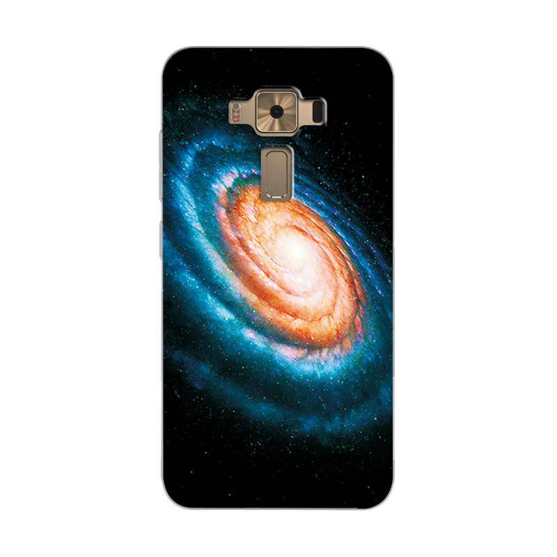 """ل Zenfone 3 ZE520KL غطاء لينة سيليكون أحدث مختلف الحالات الهاتف ل Asus Zenfone3 ZE 520KL عودة Fundas Couque ZE520 KL 5.2"""""""