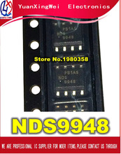 Free shipping 10pcs/lot   NDS9948 SOP8 new and Original in stock