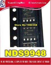 Frete grátis 10 pçs/lote NDS9948 SOP8 novo e Original em estoque