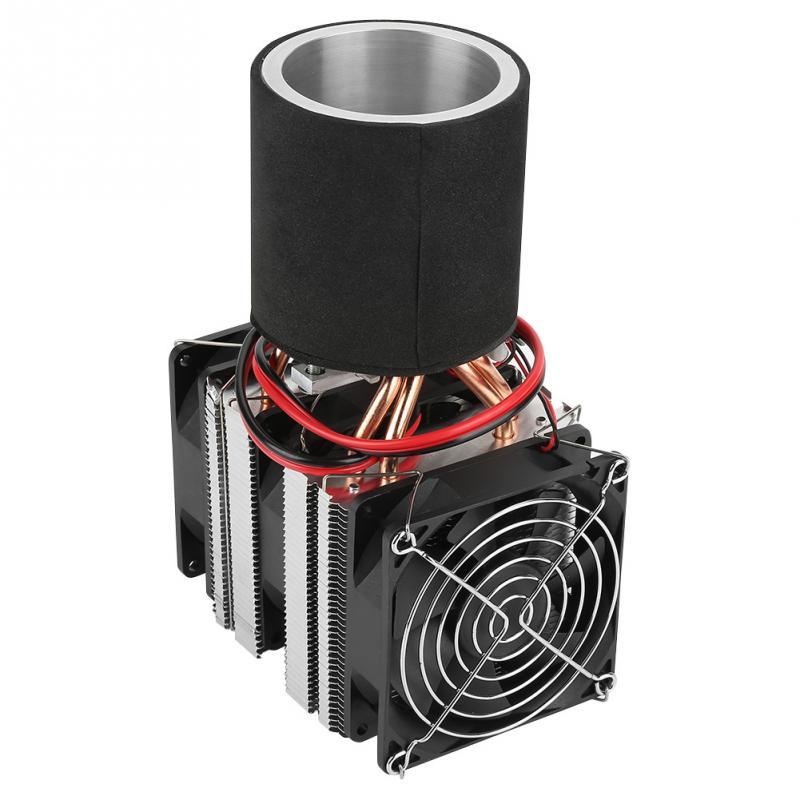 DC 12V Electronic Semiconductor Refrigeration Semiconductor Cooling System DIY Cooler Cooling System Kit Refrigerator Parts