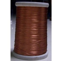 0.1x100 strands, 50m/pc, Litz wire, stranded enamelled copper wire / braided multi strand wire