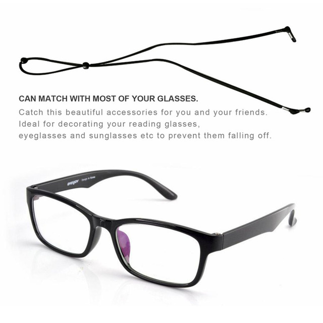 6be0c51d037 Sport Glasses String Rope Eyeglass Holder Chains Neck Strap Anti Slip  Eyewear Cord Eyeglass Accessoires