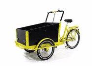 KN T05 педаль Электрический грузовой велосипед/грузовой трицикл с Бесплатная доставка по морю