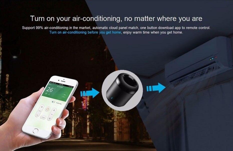 Smart IR Controlador