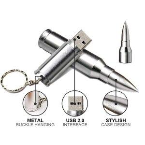 Image 4 - Металлический флеш накопитель, 16 ГБ, 32 ГБ, 64 ГБ