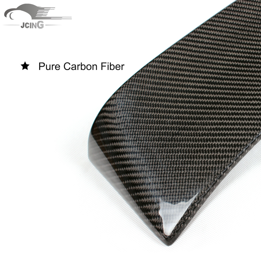Carbon Fiber Rear Roof lip spoiler for BMW 3 Series E92 coupe - Auto Replacement Parts - Photo 3