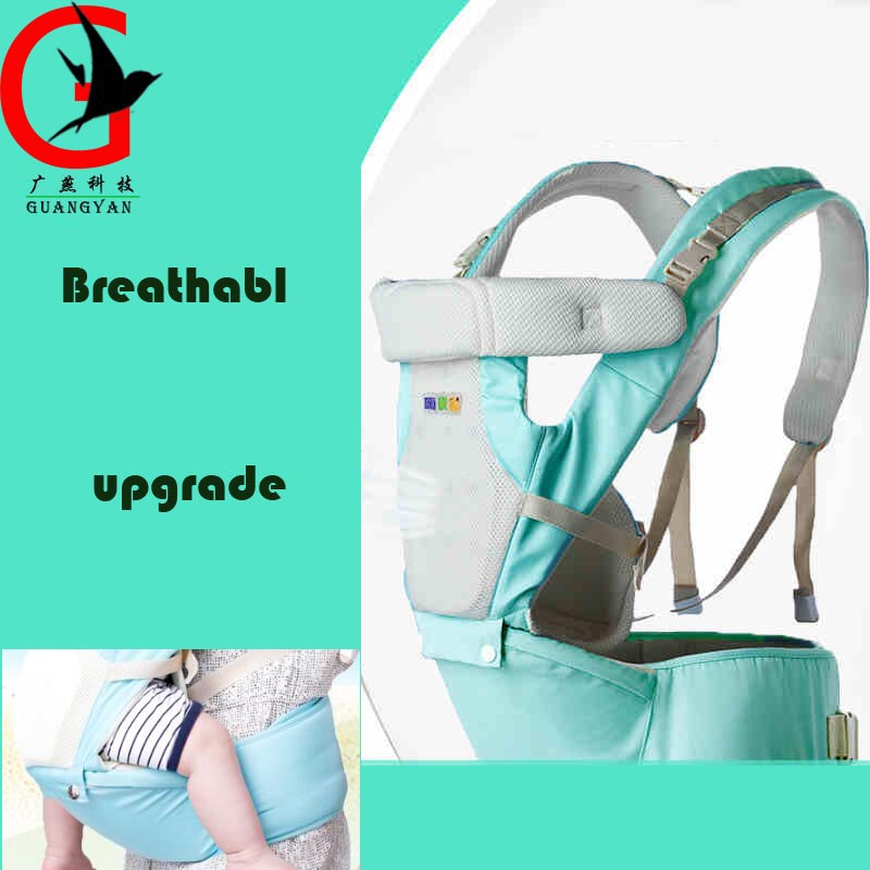 2017 Breathablbaby Carrier/top Baby Sling Toddler Wrap Rider Baby Backpack/high Grade Hipseat Baby Manduca High Quality Hpx-1511 2016 multifunction brand manduca organic cotton baby carrier top baby sling toddler wrap rider baby backpack