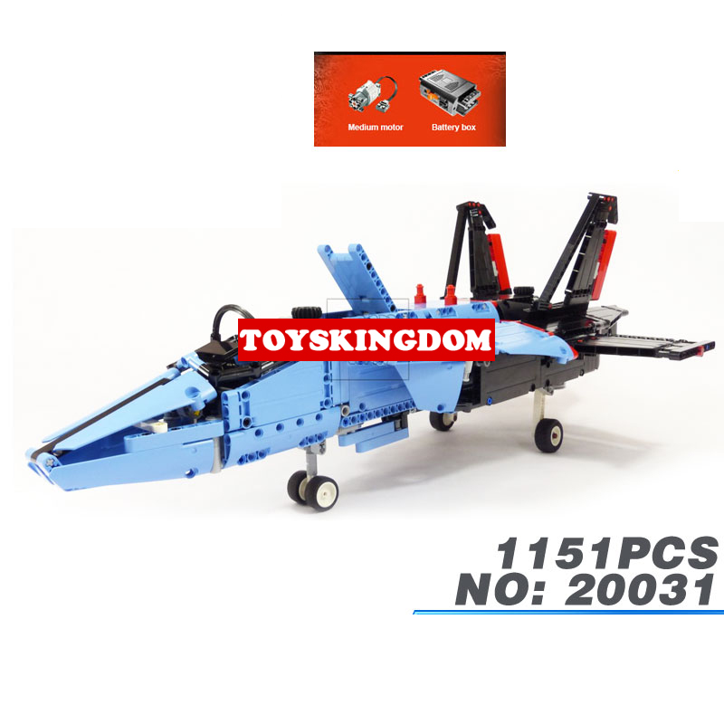Hot technics technican air race jet plane avion building block with motor fighter model bricks 42066 electric toys for boys gift hot funland merry go round building block with motor figures whirligig bricks 10196 model electric toys collection for kids gfit