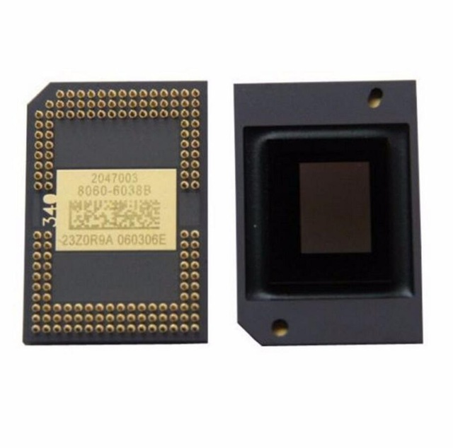 100% NEW Original DMD Chip For 8060-6439B 8060-6438B 8060-6038B 8060-6039B 8060-6138B 8060-6139B 8060-6338B 8060-6339B projector dmd chip 8060 6038b 8060 6039b