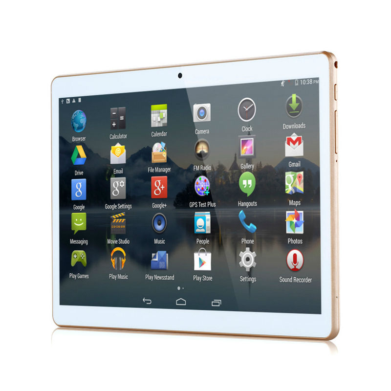 Android 5 1 font b Tablets b font PC Tab Pad 10 Inch IPS 1280x800 MTK